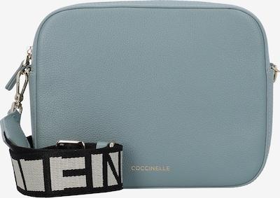 Coccinelle Umhängetasche 'Tebe' in hellblau / schwarz / weiß, Produktansicht