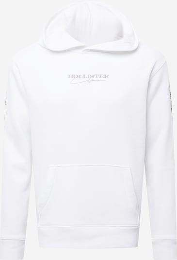 HOLLISTER Bluzka sportowa 'BANDANA' w kolorze szary / białym, Podgląd produktu