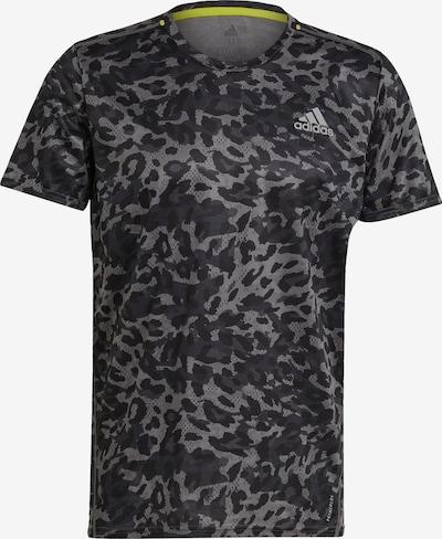 ADIDAS PERFORMANCE Funkčné tričko - sivá / antracitová / čadičová, Produkt