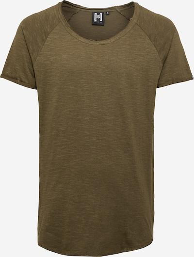 Hailys Men Shirt 'Theo' in Khaki, Item view