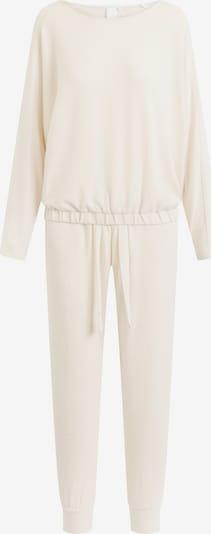 CCDK Copenhagen Pyjama 'Lydia' in creme, Produktansicht