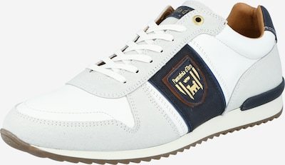 PANTOFOLA D'ORO Sneakers low in dark blue / grey / white, Item view