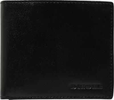 Portofel 'HIRESH' DIESEL pe negru, Vizualizare produs