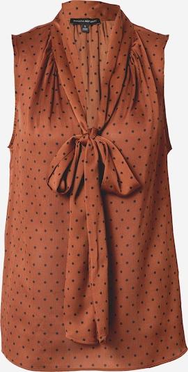 Camicia da donna Banana Republic di colore arancione scuro / nero, Visualizzazione prodotti