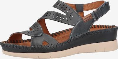 PIKOLINOS Sandalen in dunkelblau, Produktansicht