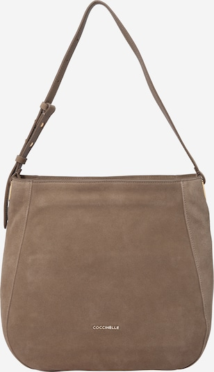 Coccinelle Чанта за през рамо 'LEA' в таупе сиво, Преглед на продукта
