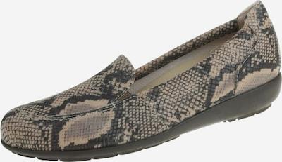 Natural Feet Slipper 'Matilda' in beige, Produktansicht