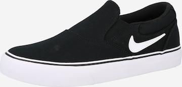 Nike SB Slip-Ons in Black