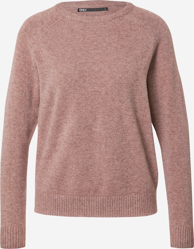 ONLY Pullover 'Lesly Kings' in rosa, Produktansicht