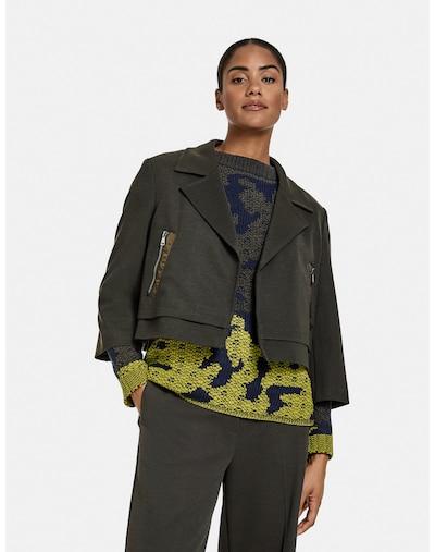 TAIFUN Blazer in grün, Modelansicht