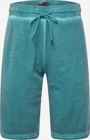 Pantaloni sport de la OAKLEY pe verde