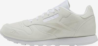 Reebok Classic Sneakers in de kleur Wit: Vooraanzicht