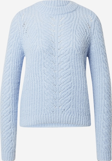 PIECES Sweater 'FIRE' in Light blue, Item view