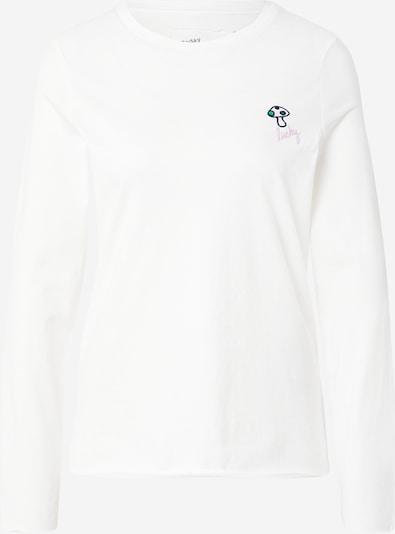 Maglietta 'Danara' LIEBLINGSSTÜCK di colore offwhite, Visualizzazione prodotti