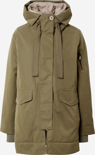 g-lab Between-seasons parka 'Miora' in olive, Item view