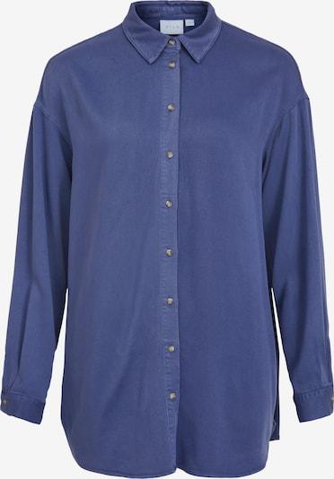 VILA Bluse 'Fanza' in blau, Produktansicht
