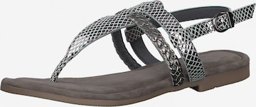 Sandales MARCO TOZZI en gris