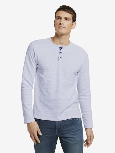 TOM TAILOR Shirt in de kleur Wit: Vooraanzicht