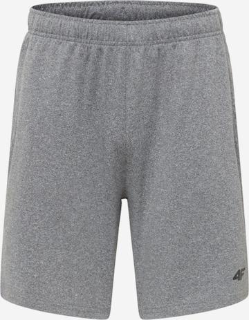 4F Sportsbukser i grå