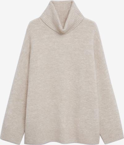 MANGO Pullover 'Taldorac' in beige, Produktansicht