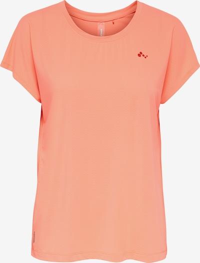 ONLY PLAY Funkčné tričko - koralová / tmavooranžová, Produkt