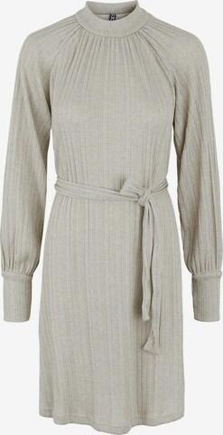 PIECES Kleid 'Dalilah' in Grau