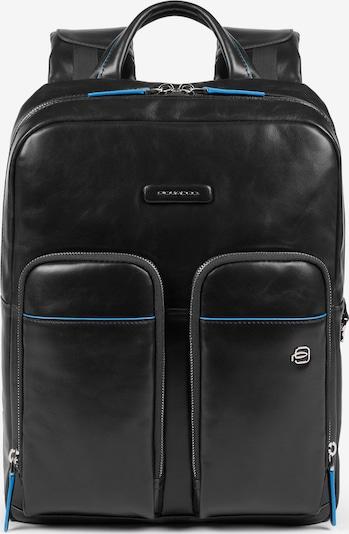 Piquadro Backpack 'B2 Revamp' in Blue / Black, Item view