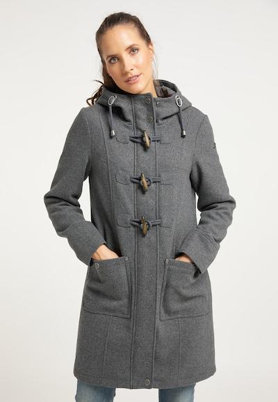 DreiMaster Vintage Prechodný kabát - sivá, Model/-ka