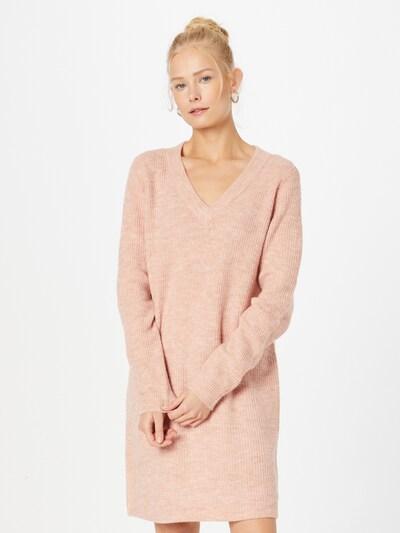 PIECES Gebreide jurk 'ELLEN' in de kleur Rosa, Modelweergave