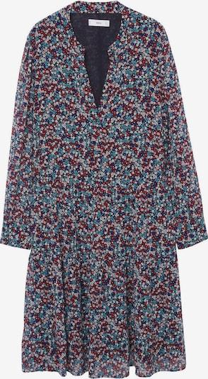 Rochie tip bluză 'Paloma 1' MANGO pe bleumarin / verde jad / mai multe culori / corai / roșu vin, Vizualizare produs