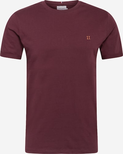 Les Deux Shirt 'Nørregaard' in Burgundy, Item view