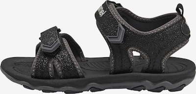 Hummel Sandalen in de kleur Zwart, Productweergave