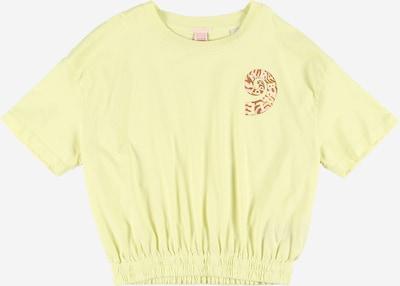 SCOTCH & SODA Shirt in Beige / Chamois / Light yellow, Item view