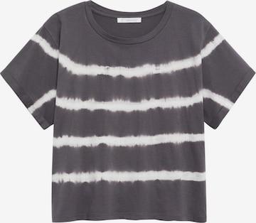 MANGO TEEN T-Shirt 'MATCHA' in Grau