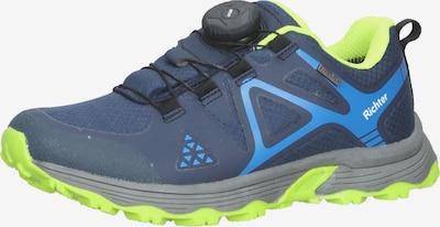 RICHTER Sneaker in hellblau / dunkelblau, Produktansicht