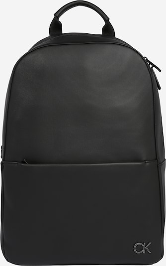 Calvin Klein Backpack 'ROUND' in black, Item view