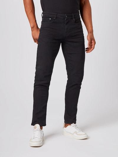 !Solid Jeans 'Ryder' in black denim, Modelansicht