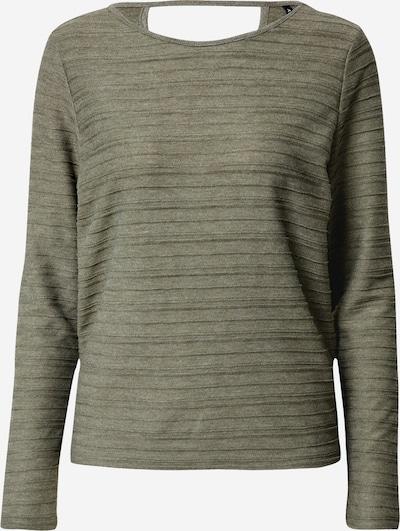 ONLY Shirt 'Kelly' in dunkelgrün: Frontalansicht