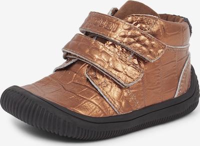 WODEN Kids Sneaker in gold, Produktansicht