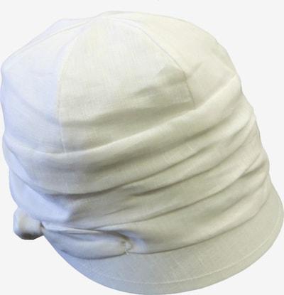 Chaplino Ballonmütze in weiß, Produktansicht