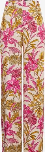 Ana Alcazar Hose ' Zadeo ' in gelb / pink, Produktansicht