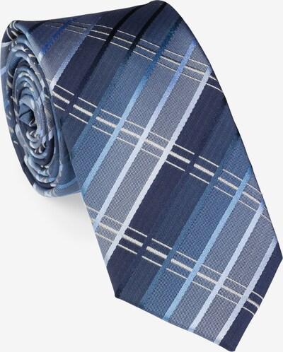 UNA Germany Krawatte in blau / mischfarben, Produktansicht