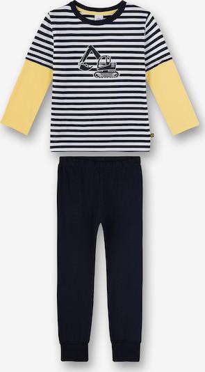 SANETTA Pyjama in mischfarben, Produktansicht