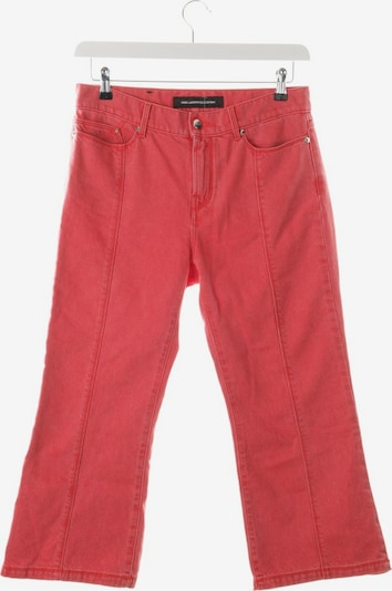 Karl Lagerfeld Jeans in 30 in rot, Produktansicht