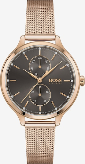 BOSS Uhr in rosegold, Produktansicht