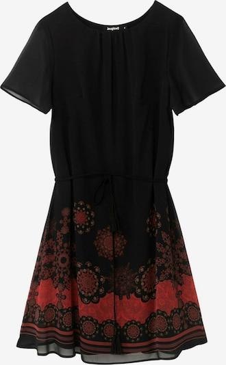 Desigual Robe 'TAMPA' en rouge / noir, Vue avec produit
