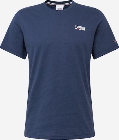 Tommy Jeans T-Krekls, krāsa - tumši zils, Preces skats