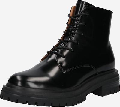Shoe The Bear Schnürstiefelette 'Franka' in schwarz, Produktansicht