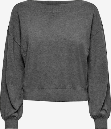 Pull-over 'Cozy' ONLY en gris