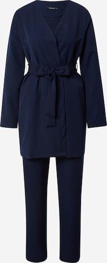 Trendyol Костюм с панталон в нейви синьо, Преглед на продукта